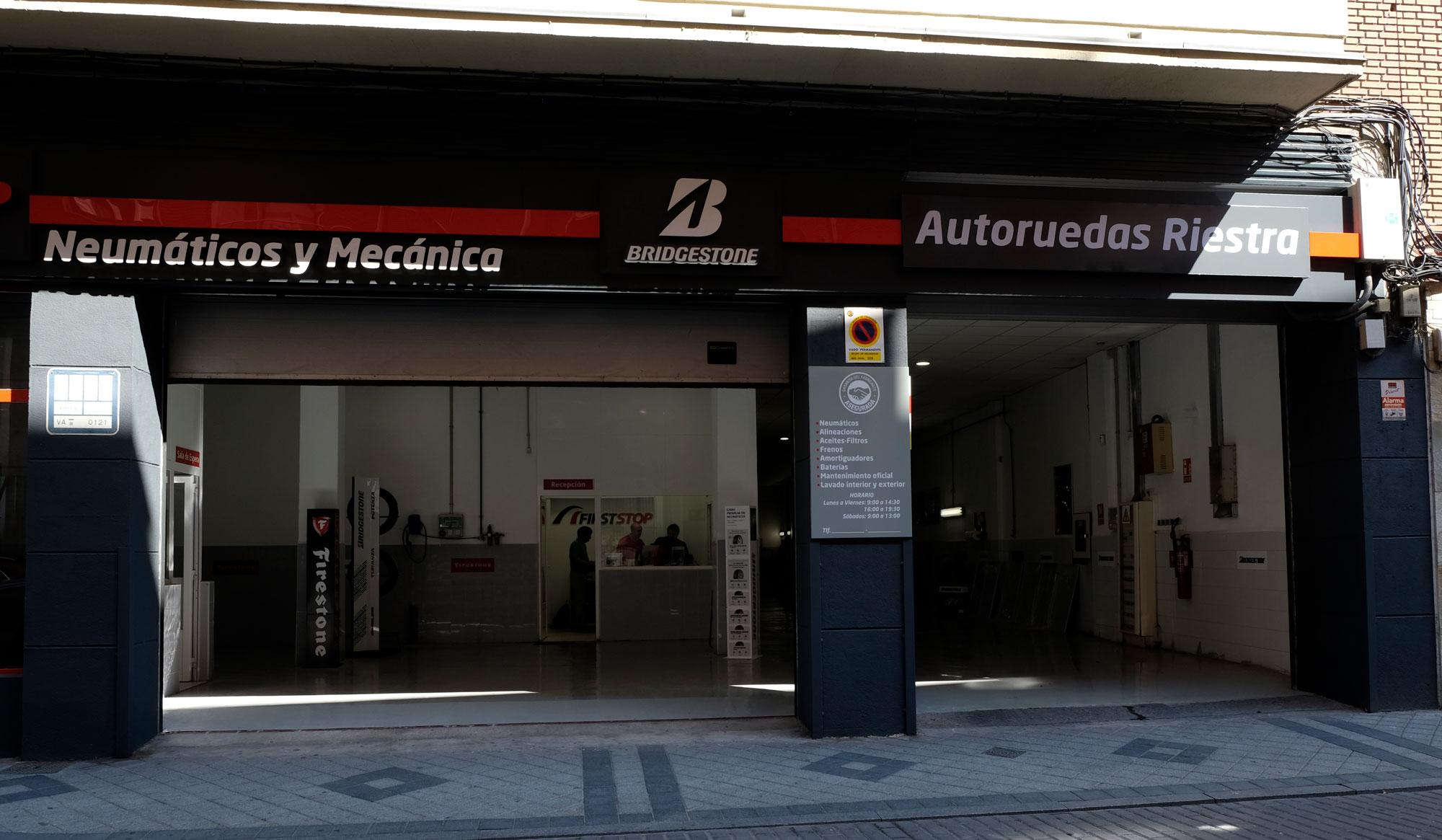 ¡Nueva apertura Auto Ruedas Riestra en Valladolid!
