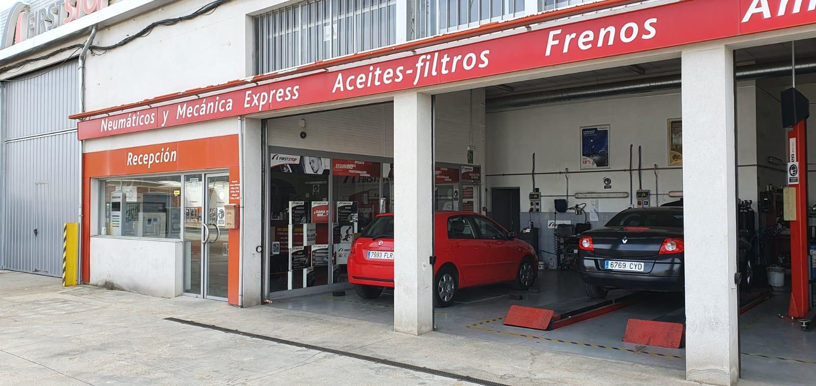 ¡Nueva apertura Auto Ruedas Riestra en Palencia!